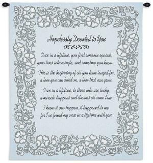Wedding Embroidery in Silver