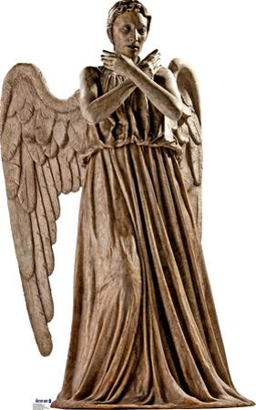 Weeping Angel - Doctor Who Lifesize Standup