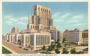 Weill Cornell Medical Center, New York City