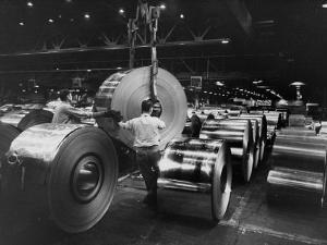 Weirton Steel Mill