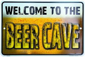 Welcome Beer Cave