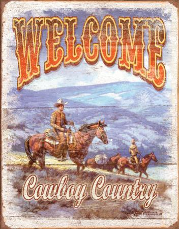 Welcome - Cowboy Country