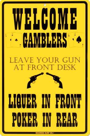 Welcome Gamblers