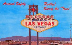 Welcome Sign, Las Vegas, Nevada