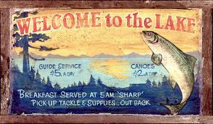 Welcome to the Lake Vintage