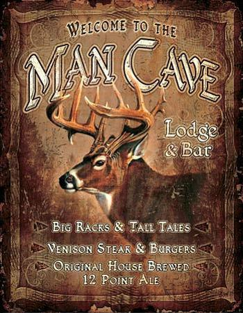 Welcome to the Man Cave Lodge & Bar