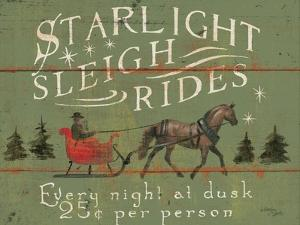 Holiday Signs II by Wellington Studio