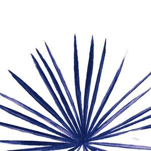 Statement Palms III Indigo by Wellington Studio