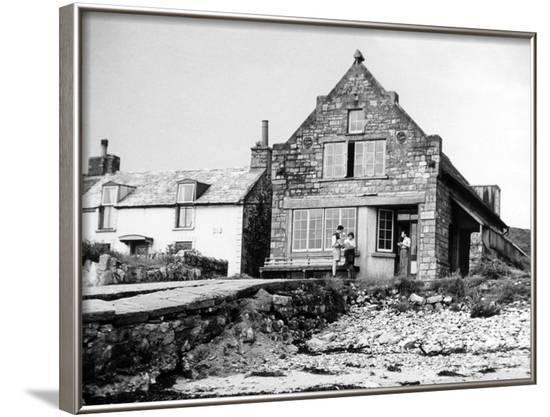 Welsh Youth Hostel--Framed Photographic Print