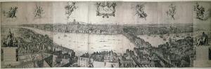 London, 1647 by Wenceslaus Hollar