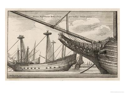 Vessels of the Dutch West India Company