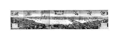View of London, C1650