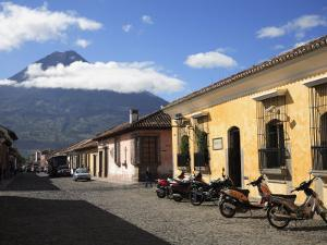 Antigua, Guatemala, Central America by Wendy Connett