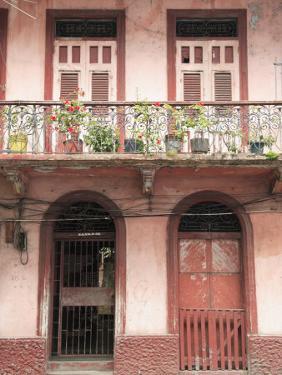 Casco Viejo, Casco Antiguo, Old City, Panama City, Panama, Central America by Wendy Connett