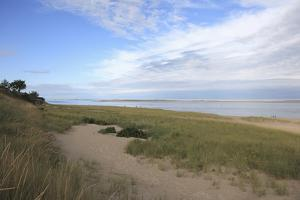 Chatham Lighthouse Beach, Chatham, Cape Cod, Massachusetts, New England, Usa by Wendy Connett