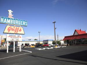 Drive Thru, Route 66, Albuquerque, New Mexico, United States of America, North America by Wendy Connett