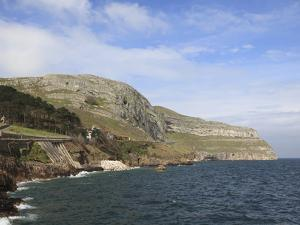 Great Orme, Llandudno, Conwy County, North Wales, Wales, United Kingdom, Europe by Wendy Connett
