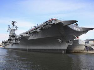 Intrepid Sea, Air and Space Museum, Manhattan, New York City by Wendy Connett
