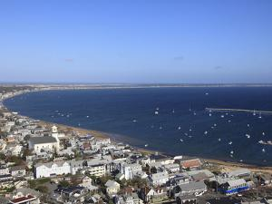 Provincetown, Cape Cod, Massachusetts, New England, United States of America, North America by Wendy Connett
