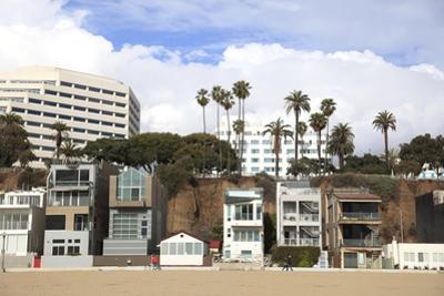 Santa Monica, Los Angeles, California, United States of America, North America by Wendy Connett