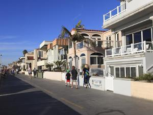 The Strand, Hermosa Beach, Los Angeles, California, United States of America, North America by Wendy Connett