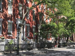 University Place, Greenwich Village, West Village, Manhattan, New York City by Wendy Connett