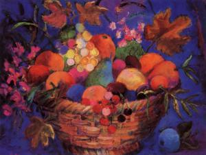Fruit Harvest by Wendy Hoile