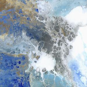 Blue Surf II by Wendy Kroeker