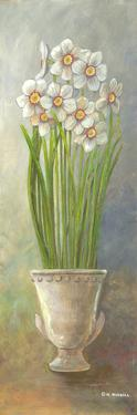 2-Up Narcissus Vertical by Wendy Russell