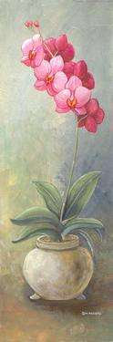 2-Up Orchid Vertical by Wendy Russell