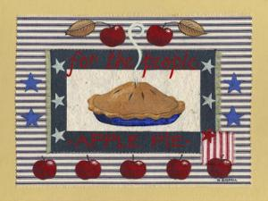 Americanna Apple Pie by Wendy Russell