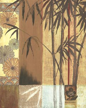 Asian Bamboo by Wendy Russell