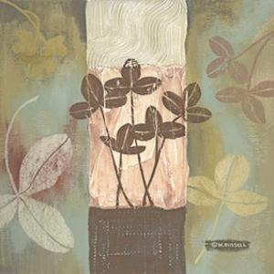 Clover Tile I by Wendy Russell