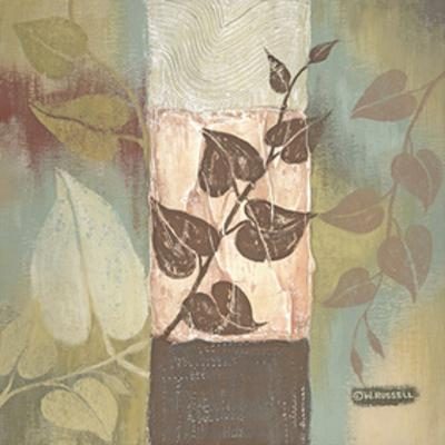 Clover Tile II by Wendy Russell