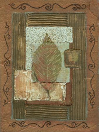 Leaf Quartet I by Wendy Russell