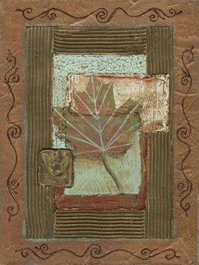 Leaf Quartet II by Wendy Russell