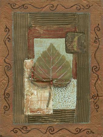 Leaf Quartet III by Wendy Russell
