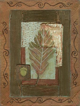 Leaf Quartet IV by Wendy Russell