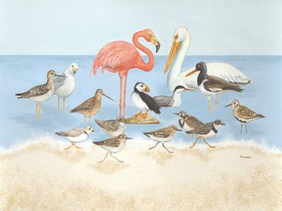 Seabird Summit by Wendy Russell