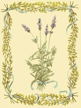 Small Lavender by Wendy Russell