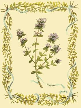Small Thyme by Wendy Russell
