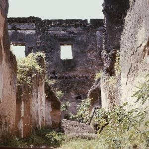 Kilwa, an East African trading town dating from the 13th century by Werner Forman