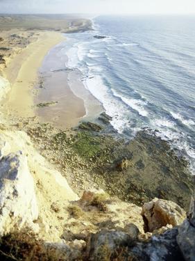 The Atlantic coast near Safi by Werner Forman