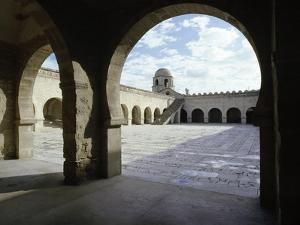 The Ribat at Sousse by Werner Forman