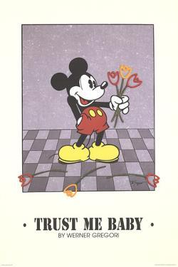 Trust Me Baby by Werner Gregori