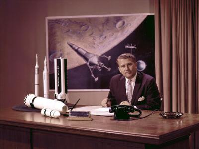 Wernher Von Braun, 1960s