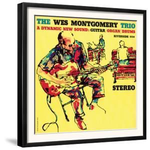 Wes Montgomery Trio - A Dynamic New Sound