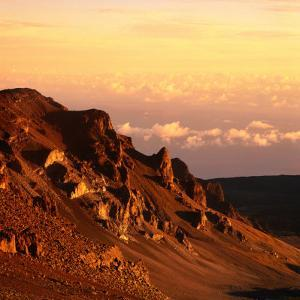 Haleakala Crater, Haleakala National Park, Maui, Hawaii, USA by Wes Walker