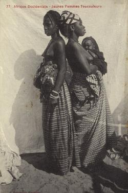 West Africa - Toucouleur Young Women