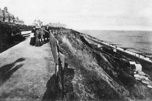West Cliff and Gardens, Felixstowe, Suffolk, Early 20th Century